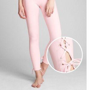 GAP Fit Lace Up Leggings